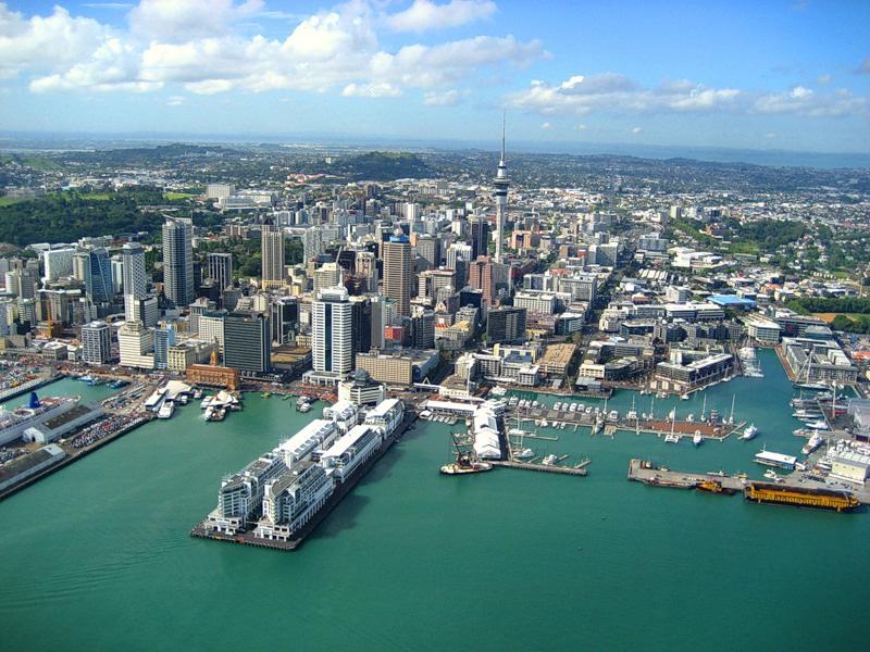 Новая Зеландия Image: Новая Зеландия: особенности климата, местные