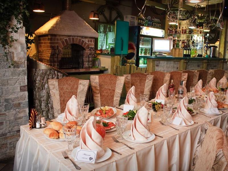 Кафе или рестораны для проведения свадеб