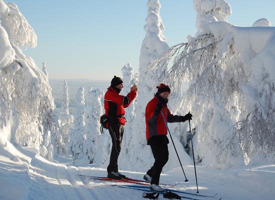 горнолыжные курорты в финляндии и рыбалка