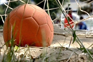 пляжный гандбол