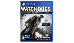 PS-4 - Watch Dogs