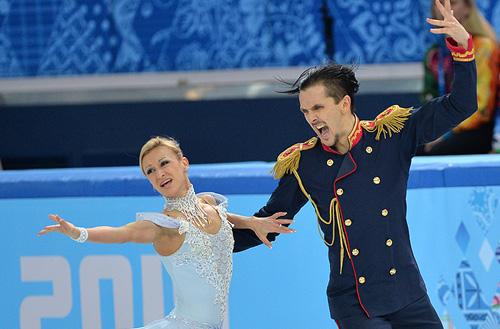 Волосожар и Траньков выиграли короткую программу с мировым рекордом
